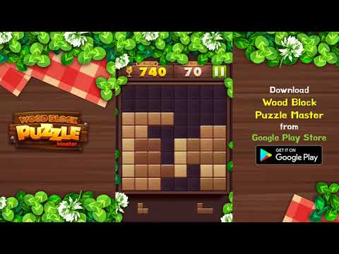 video review of Wood Block Puzzle Game 2021