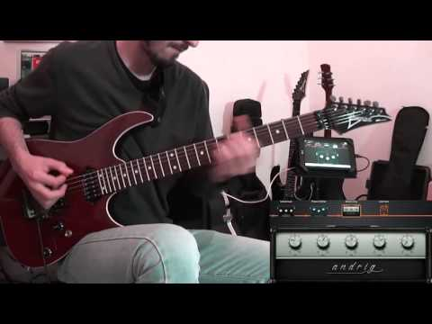 Android Guitar Amp & Guitar Effects App Demo - Deplike