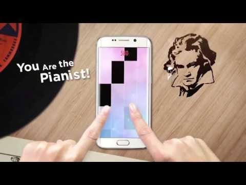 video review of Piano Tiles 2