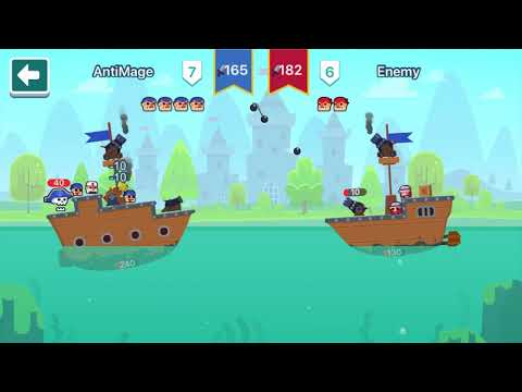 video review of Pirates Duel