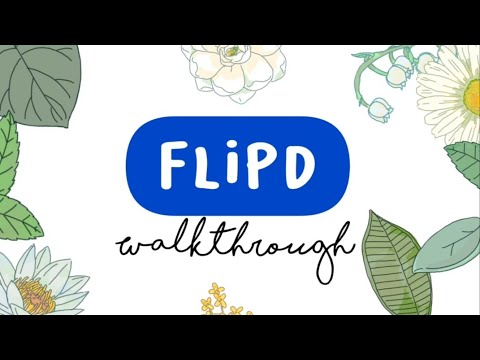Focus App for Students: FLIPD walkthrough