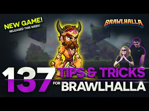 137 Tips and Tricks for Brawlhalla Mobile. NEW GAME on Android and IOS! English Beginners' Guide