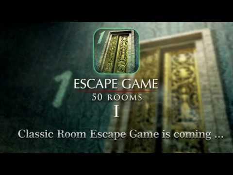 video review of Escape game : 50 rooms 1