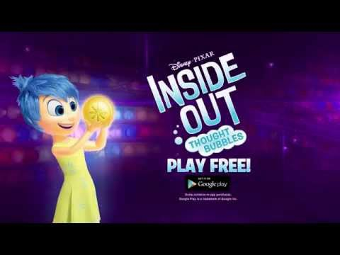 video review of Inside Out Thought Bubbles