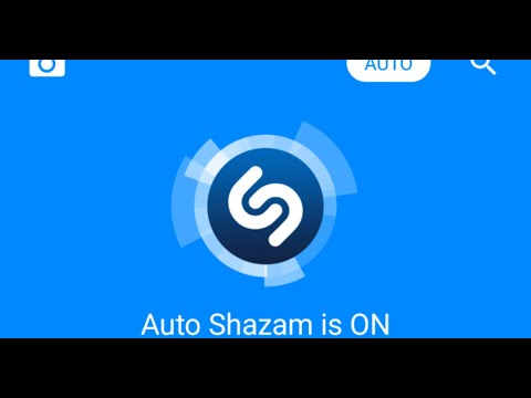 How To Use Auto Shazam In Android