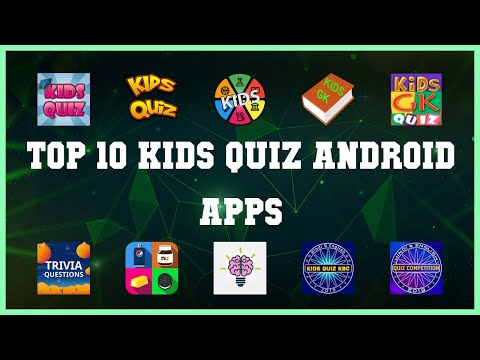 Top 10 Kids Quiz Android App | Review