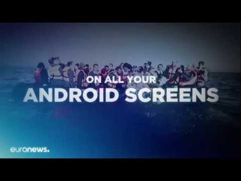 Euronews Android: All the latest news and All Views in 13 languages