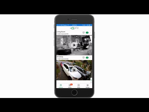 How to use Arlo Modes and Scheduling