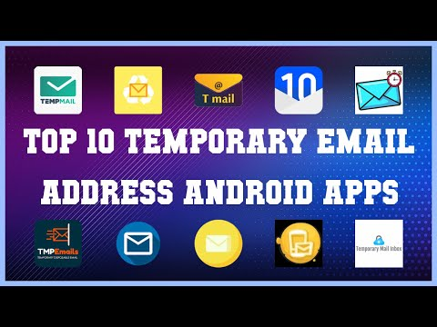 Top 10 Temporary Email Address Android App | Review