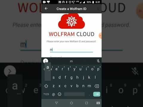 How to use Wolfram in android