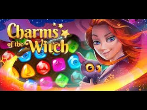 Charms of the Witch: Magic Mystery Match  Games Gameplay Walkthrough (Android, IOS)