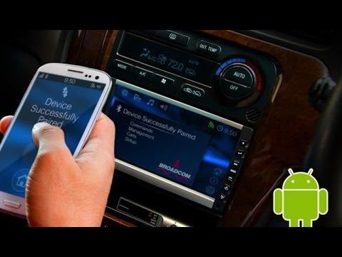 Bluetooth auto connect on Android devices