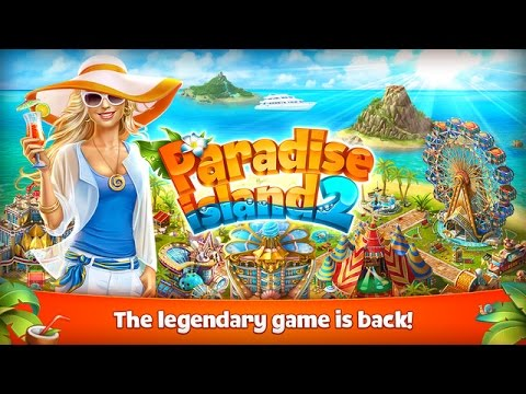 Paradise Island 2 - Android Gameplay HD