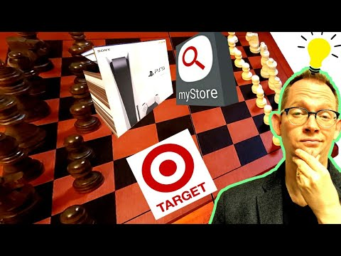 Learn MyStore App Increase PS5 at Target Chance - ALL REVEALED!!  Act Fast