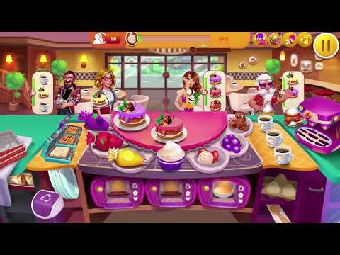 video review of Cooking Fancy:Crazy Restaurant Cooking & Cafe Game