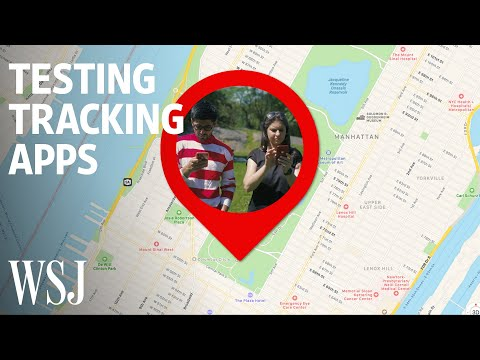Google Maps, Find My Friends and Life360: Which Tracking App Works Best? | WSJ