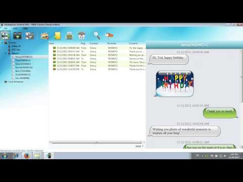 Backup SMS from Android 4.4 KitKat to Computer