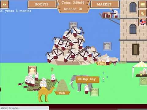 video review of Idle Tower Builder