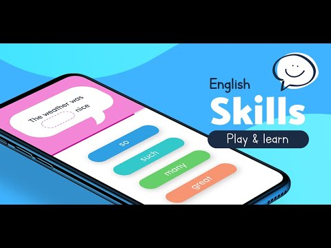 video review of English Skills