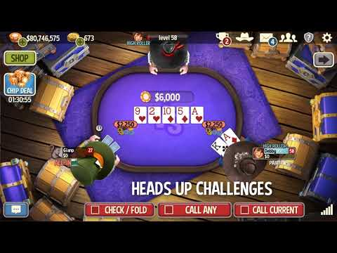 video review of Governor of Poker 3