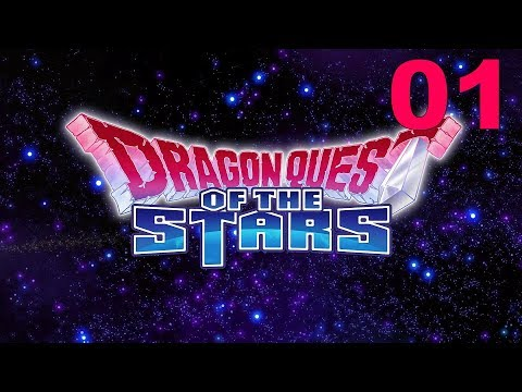 Dragon Quest Of The Stars - SQUARE ENIX - Gameplay Part 1 - iOS / Android
