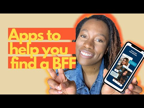 Friend Apps: 10 Apps That Will Help You Find Your Next BFF