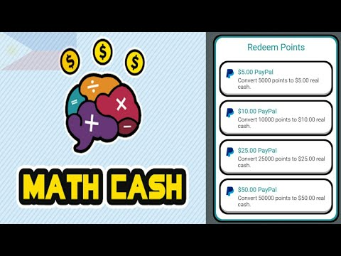 MATH CASH | SOLVE AND EARN REWARDS