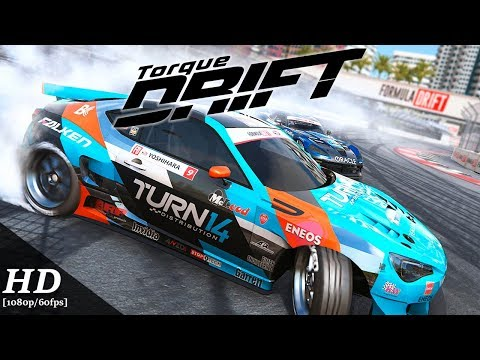Torque Drift Android Gameplay [1080p/60fps]