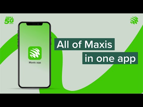 One App for Everything Maxis