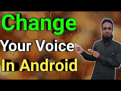 How To Change Your Voice | Free Voice Changer | Voice Changer App