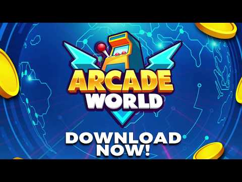 video review of Arcade World
