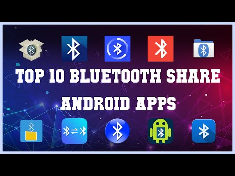 Top 10 Bluetooth Share Android App | Review