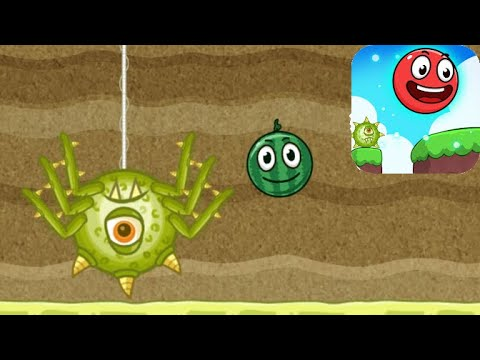 Bounce Ball 5 - Jump Ball Hero Adventure - Levels 51-65 (Android, iOS)
