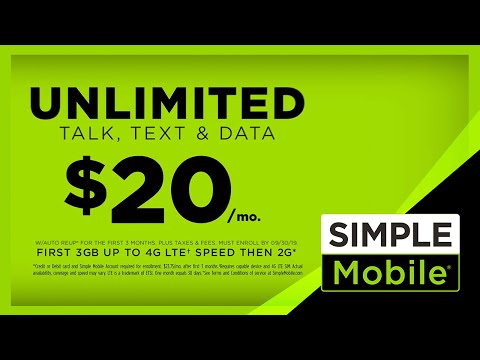 SIMPLE Mobile | Get the No-Contract Advantage