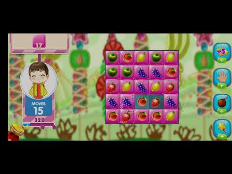 video review of Sweet Fruit Match
