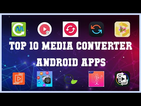 Top 10 Media Converter Android App | Review