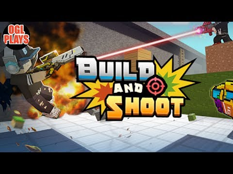 Build and Shoot - Android Gameplay