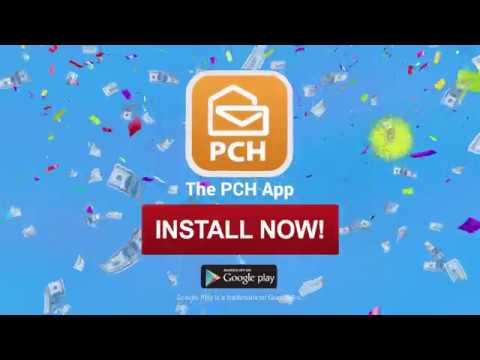 video review of The PCH App