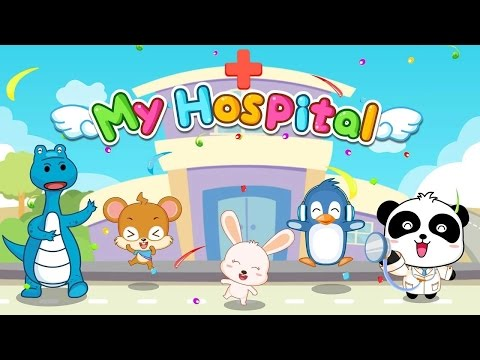 My Hospital Doctor Panda Babybus Educational Android İos Free Game GAMEPLAY VİDEO