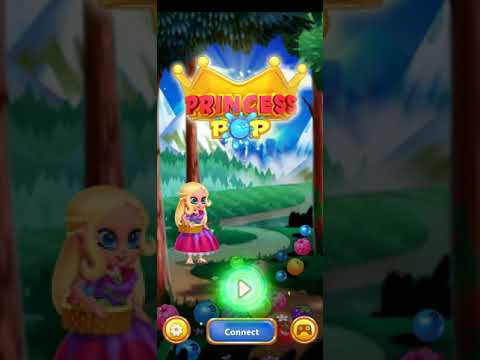 [Android] Princess Pop - Bubble Games - Bubble Shooter @ MadOverGames