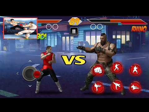 Gym Trainer fight arena tag ring fighting games boss fight