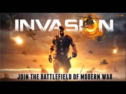 Invasion: Modern Empire - Gameplay IOS & Android