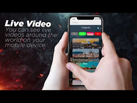 Live Earth Cam HD View – Street Map GPS Satellite