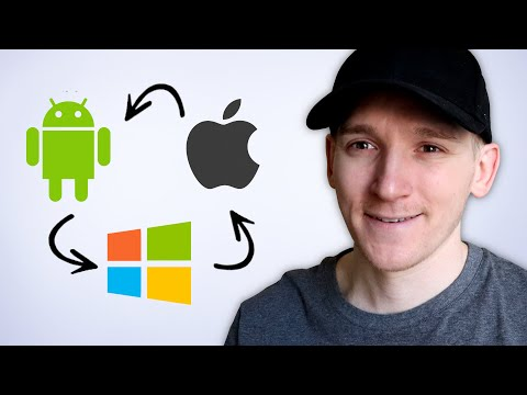 Best Free Apps to Transfer Files Between iPhone, Android, Mac & PC