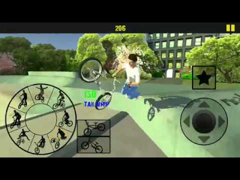 BMX FE3D 2 [Android - Gameplay] HD