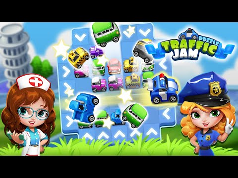 video review of Traffic Jam Cars Puzzle