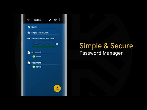 video review of Keeper Password Manager
