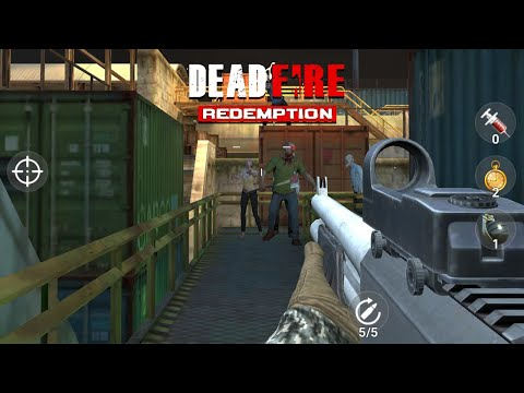 Dead Fire : Redemption Android Gameplay [1080p/60fps]