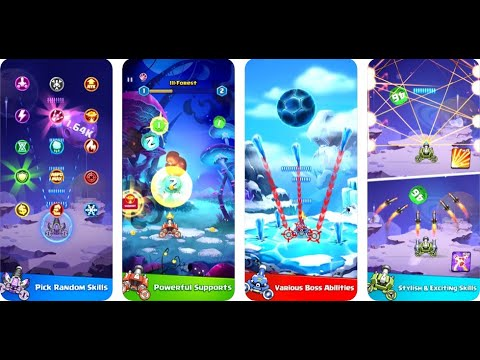 Star Cannon Ball Blast - Gameplay IOS & Android