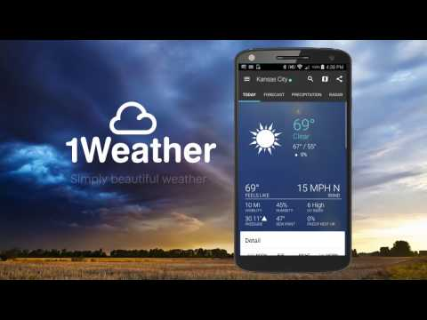 video review of 1Weather